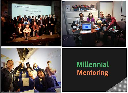 Millennial Mentoring tile
