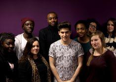 Millennial Mentoring team